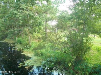 Jacksonville Residential Lots & Land For Sale: 5079 Hide-A-Way Way