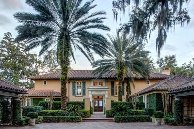 Jacksonville Single Family Home For Sale: 4115 Ortega Blvd