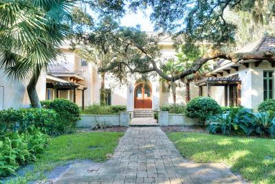 Amelia Island Single Family Home For Sale: 3 Marsh Hawk Rd