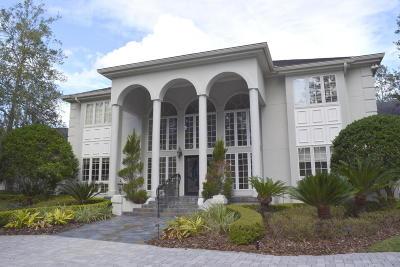 Jacksonville Single Family Home For Sale: 8019 Acorn Ridge Rd