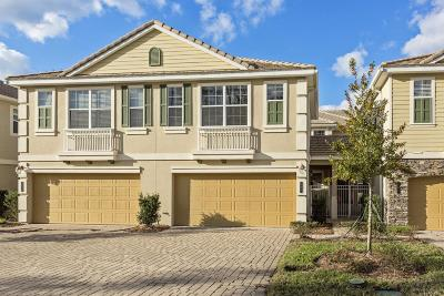 St. Johns County Townhouse For Sale: 177 Hedgewood Dr