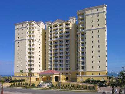 Jacksonville Beach Condo For Sale: 1031 South 1st St #502