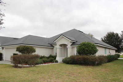 Bartram Springs Single Family Home For Sale: 5907 Green Pond Dr