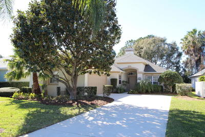 St Augustine Single Family Home For Sale: 903 Birdie Way