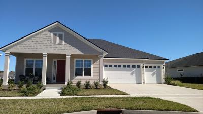 St. Johns County Single Family Home For Sale: 276 Waterfront Dr