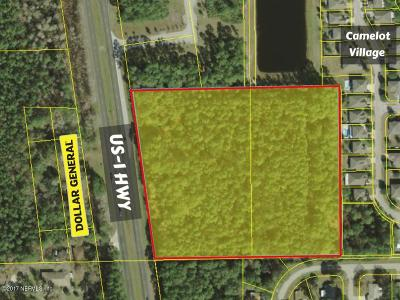 St Augustine, St Augustine Beach Residential Lots & Land For Sale: 5020 Us-1 S