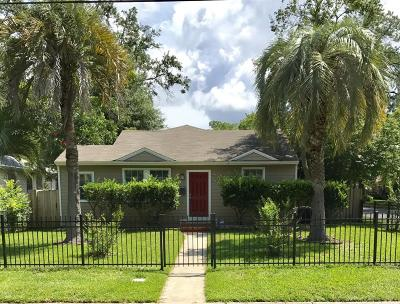 Duval County Single Family Home For Sale: 1299 Rensselaer Ave