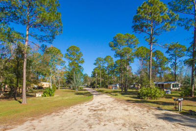 St Augustine Multi Family Home For Sale: 1211 Cypress Rd