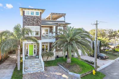 Atlantic Beach, Jacksonville Bc, Neptune Beach, Crescent Beach, Ponte Vedra Bch, St Augustine Bc Single Family Home For Sale: 2038 Beach Ave