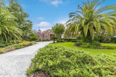 Ponte Vedra Single Family Home For Sale: 100 Indian Hammock Ln