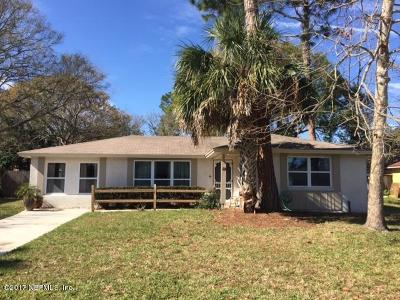 Dolphin Cove Single Family Home For Sale: 21 Seatrout St