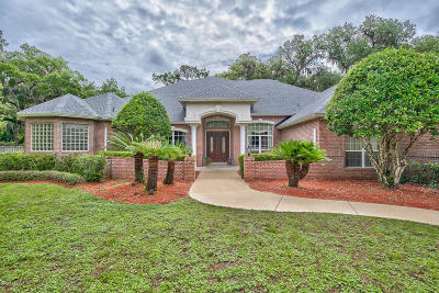 Mandarin Single Family Home For Sale: 12881 Bay Plantation Dr