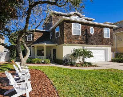Atlantic Beach Single Family Home For Sale: 1761 Ocean Grove Dr