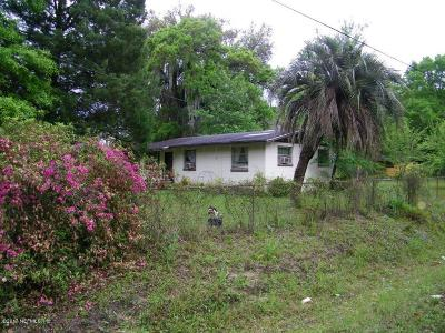 Single Family Home For Sale: 5822 Trout River Blvd