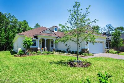 St Augustine Single Family Home For Sale: 1524 Valhalla Way