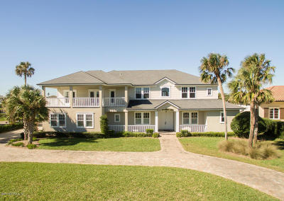 Atlantic Beach, Jacksonville Beach, Neptune Beach, Ponte Vedra Beach, Fernandina Beach Single Family Home For Sale: 536 Ponte Vedra Blvd