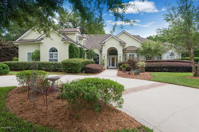 St Augustine Single Family Home For Sale: 3316 E Heritage Cove Dr