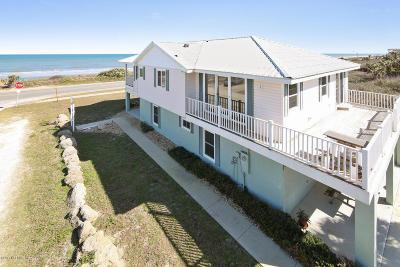 Single Family Home For Sale: 2500 S Ocean Shore Blvd
