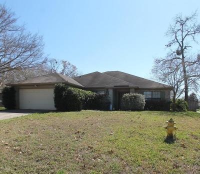 Jacksonville Single Family Home For Sale: 14606 Bracknell Ct