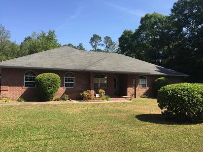 Starke Single Family Home For Sale: 1023 Pinebreeze St