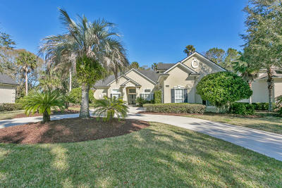 Marsh Landing, Marsh Landing Cc Single Family Home For Sale: 137 Osprey Cove Ln