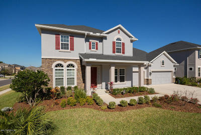 Ponte Vedra Single Family Home For Sale: 758 Cross Ridge Dr