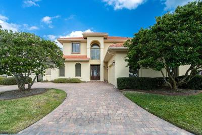 St Augustine Single Family Home For Sale: 3728 Harbor Dr