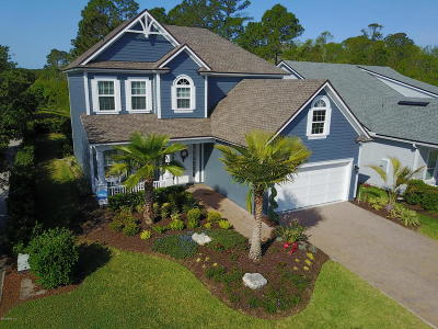 Ponte Vedra Single Family Home For Sale: 172 Cape May Ave