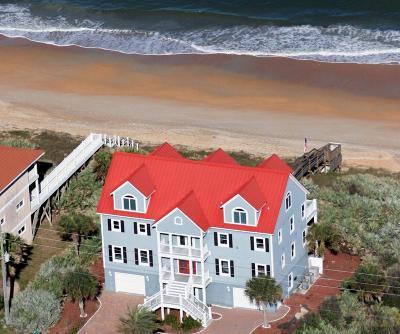 Single Family Home For Sale: 2991 N Ocean Shore Blvd