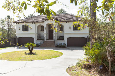 Ponte Vedra Single Family Home For Sale: 10712 Quail Ridge Dr