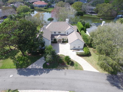 Ponte Vedra Beach Single Family Home For Sale: 3297 Old Barn Rd East