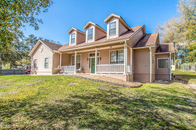 Middleburg Single Family Home For Sale: 69 Lion St