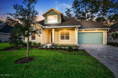Jacksonville Single Family Home For Sale: 8681 Mabel Dr
