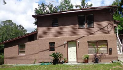 Jacksonville Single Family Home For Sale: 1603 Euclid St