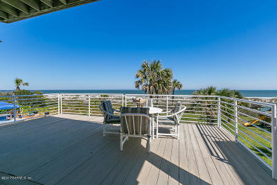 Atlantic Beach, Jacksonville Bc, Neptune Beach, Crescent Beach, Ponte Vedra Bch, St Augustine Bc Single Family Home For Sale: 2293 Oceanside Ct