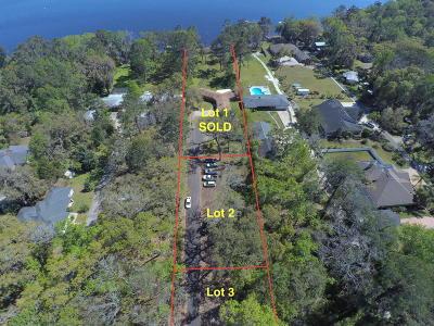 Orange Park Residential Lots & Land For Sale: 3249b Doctors Lake Dr #LOT 2