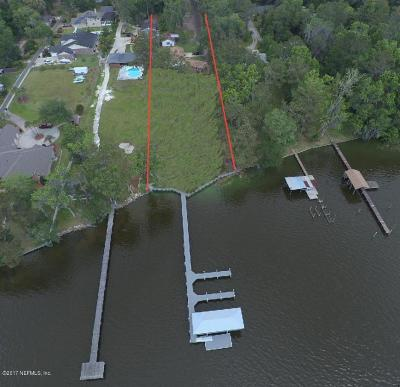Orange Park Residential Lots & Land For Sale: 3249a Doctors Lake Dr #LOT 3
