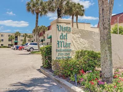 Jacksonville Beach Condo For Sale: 2305 Costa Verde Blvd #101