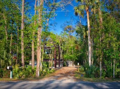 Ponte Vedra Beach Single Family Home For Sale: 200 Roscoe Blvd North