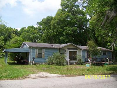 Duval County Mobile/Manufactured For Sale: 410 Duval St