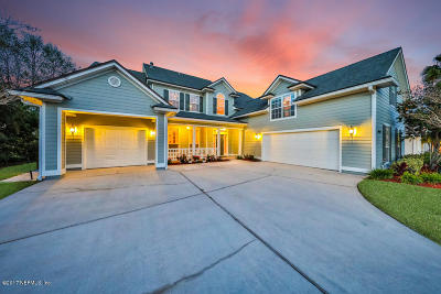 Fleming Island Single Family Home For Sale: 1980 Hickory Trace Dr