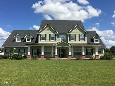 Sanderson Single Family Home For Sale: 13535 County Road 127