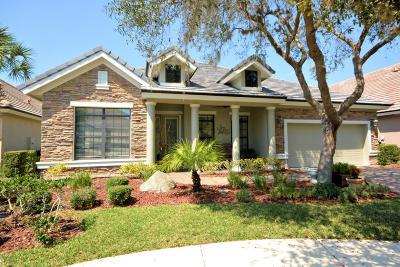 Palm Coast Single Family Home For Sale: 7 Lakeside Dr