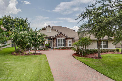 Fleming Island Single Family Home For Sale: 2544 Sunny Creek Dr