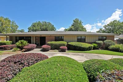 Jacksonville Single Family Home For Sale: 6905 Madrid Ave