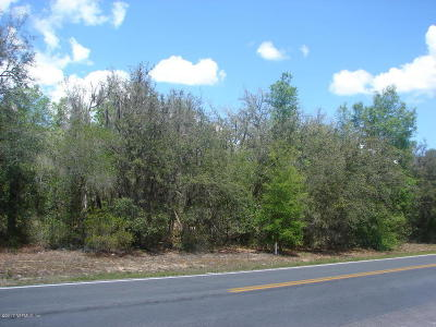 Interlachen FL Residential Lots & Land For Sale: $6,900