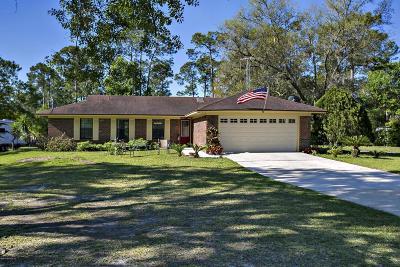 Antonio Huertas Single Family Home For Sale: 4485 State Road 16