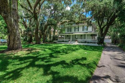 St Augustine Single Family Home For Sale: 27 Riberia St
