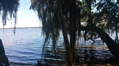 Orange Park Residential Lots & Land For Sale: Lot 001 Doctors Lake Waterfront Dr