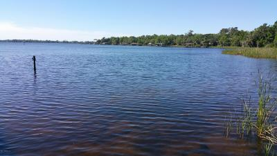 Orange Park Residential Lots & Land For Sale: 3811/Two Doctors Lake Waterfront Lots Dr